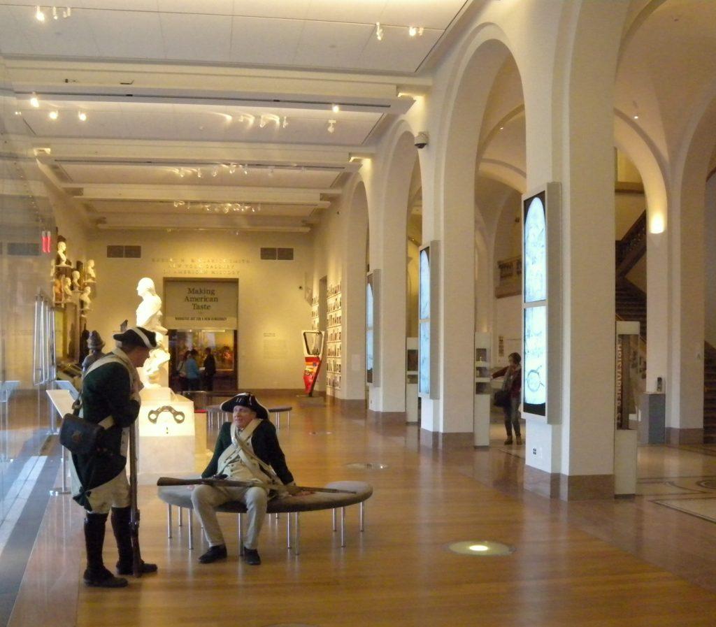 New-York Historical Society Hall