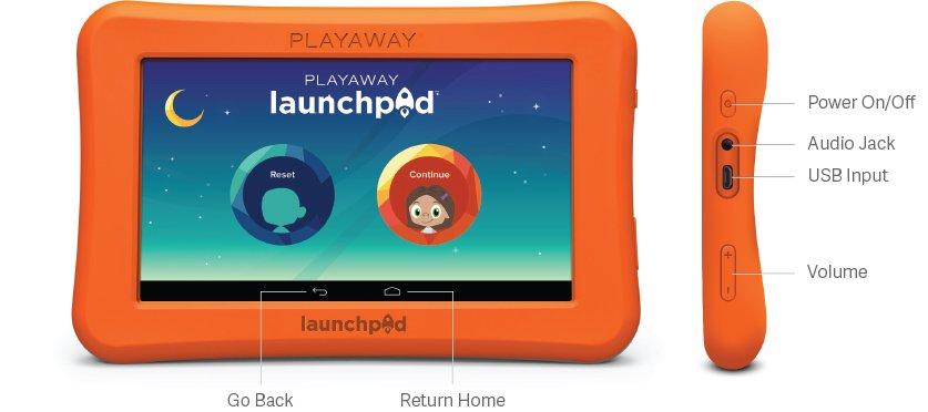 Launchpad device controls