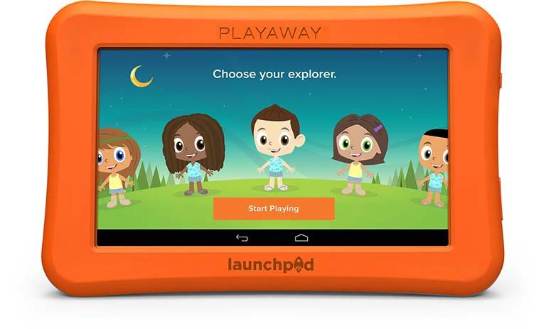 Launchpad Home Screen