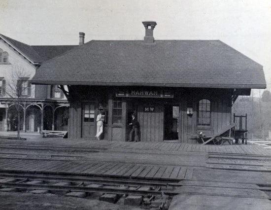 Mahwah Train Station