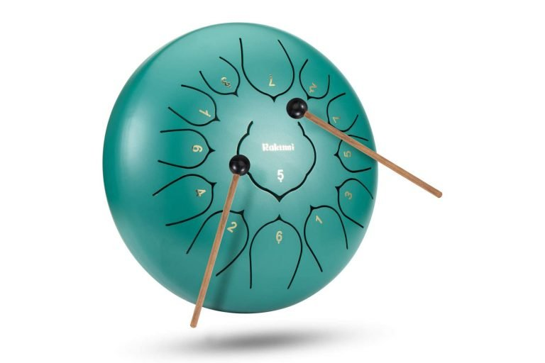 Rakumi Steel Tongue Drum