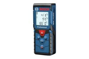 BOSCH GLM165-40 Blaze Pro Laser Distance Measure