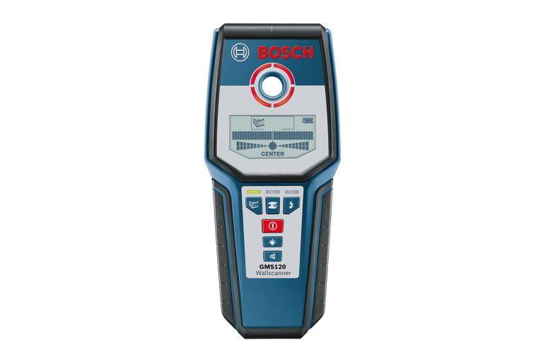 BOSCH GMS120 Digital Multi-Mode Wall Scanner