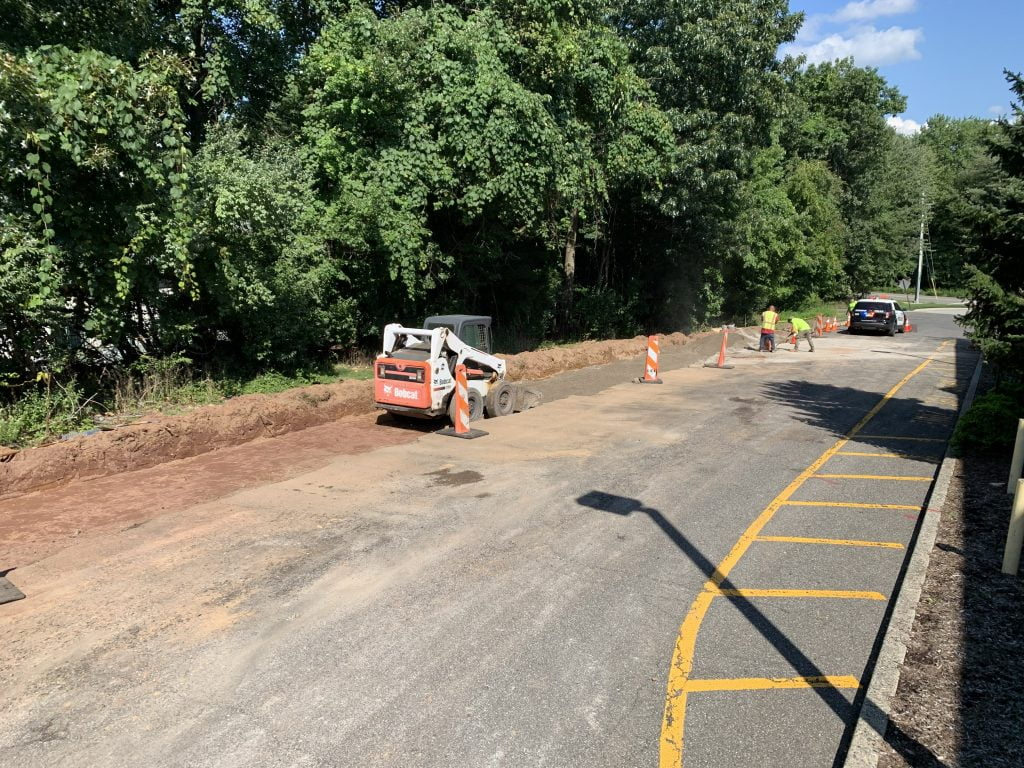 New Parking Spaces Coming Soon!