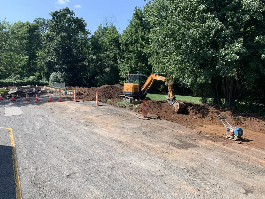 New Parking Coming Soon!