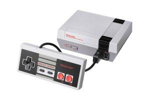 Nintendo NES Classic Game Console