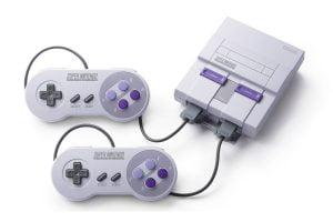Nintendo Super NES Game Console