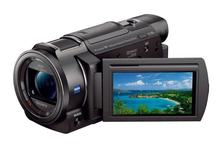 Sony FDR-AX33 Handycam Camcorder