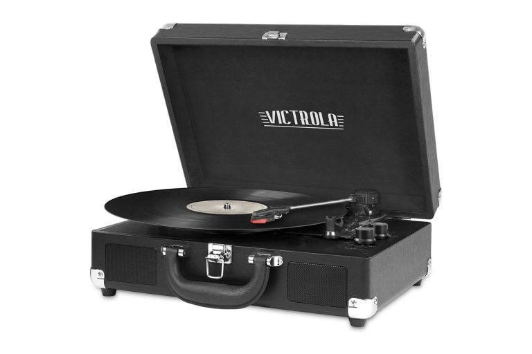 Victrola Vintage 3-Speed Portable Record Player