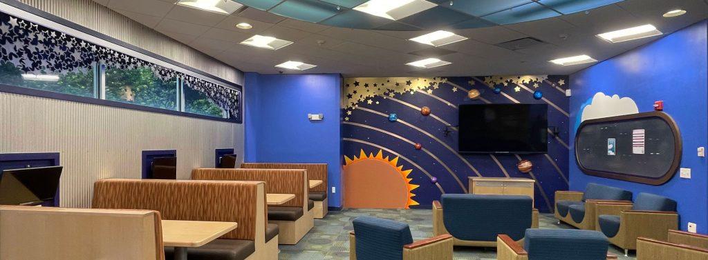 The InBetween Teen Room